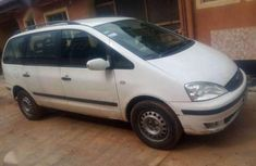 Ford galaxy 2003,automatic,4 plugs,white