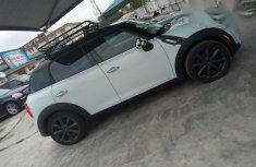 Clean Mini Cooper 2012 White