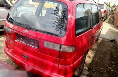 Ford Galaxy 2.3 2005 Red