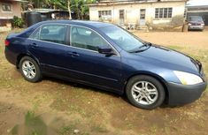 Honda Accord 2005 Blue