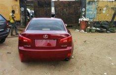 Lexus LS 2009 Red