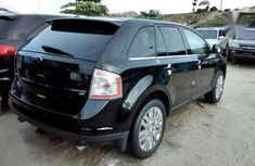 Ford Edge Black