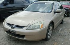 Honda accord for sale in Niger
