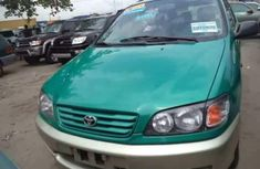 Very clean 2006 Toyota Picnic Green for sale