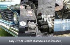 5 easy DIY car repairs to save money