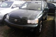 Toyota Highlander 2001 in good condition for sale