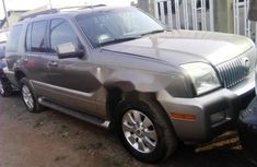 Good used 2006 Mercury Mountaineer for sale
