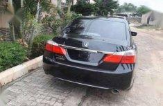 Honda accord black 2013/2014