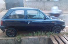 Nissan Micra 1995 Blue For Sale