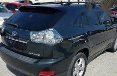 Clean Lexus RX330 2005 Black