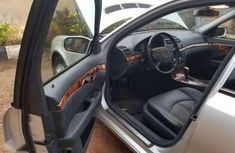 Very clean tokunboh Mercedes E240 for sale - full option