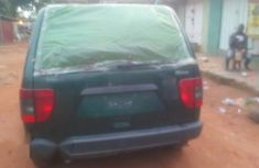 A Clean Tokunbo Fiat Ulysse 2000 Green For Sale