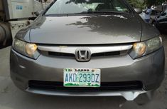 Honda Civic 2008 Gray