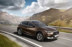 17,507 units of the Infiniti QX30 to be recalled