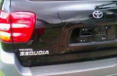 Tokunbo 2004 Toyota Sequoia