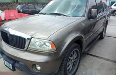 Lincoln Aviator 2004 Blue