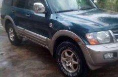 2001 Montero jeep for sale