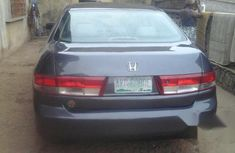 Honda Accord 2003 Gray