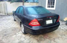 Mercedes benz c240 5months used.