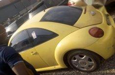 Tokunbo Volkswagen Beetle 2004 Yellow