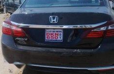 Honda Accord 2017 Black for sale