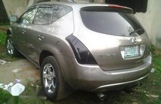 Nissan Murano 2005 Gray for sale