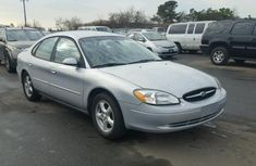 2002 FORD TAURUS SE SILVER FOR SALE