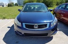 Very neat used 2011 blue Honda ACCORD EX for sale