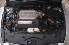 Honda Accord 2004 Silver