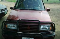 Suzuki JR 2000 Red For Sale