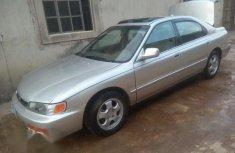 Honda Accord 1997 Silver for sale