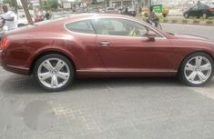 Bentley Continental GT Speed 2011 Red for sale