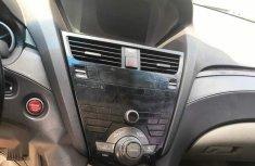 Acura ZDX 2011 Gray