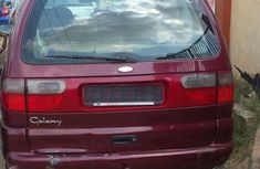 Clean tokunbo 1999 ford galaxy