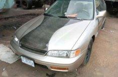 ADORABLE MOTORS: A clean, well used Honda Accord (Bulldog)