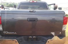 Neat Direct Tokunbo Toyota Tundra 2012 Gray for sale
