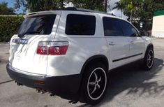 2010 GMC ACADIA SUV for sale