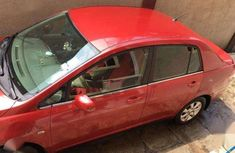 Bought Brand New In Nigeria Nissan Tiida With Reverse Camera