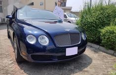 Bentley Continental 2007 Blue for sale