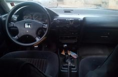 Honda Accord 1996 Blue