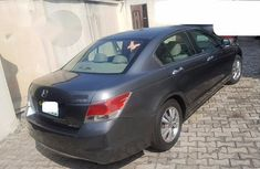 Honda Accord Gray 2009