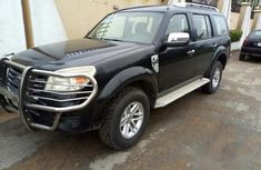 Ford Everest 2005 Black for sale