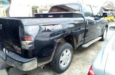 Toyota Tundra 2012 Black