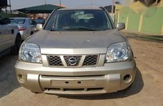 Nissan X-Trail 2005 Gold for sale