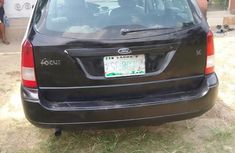 Clean Ford Focus 1999 Black For Sale