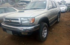 First Body Toyota 4runner 1999 Silver For Sale