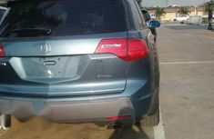 Clean Acura MDX 2007 Green