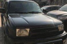 Toyota 4runner 2000 Black