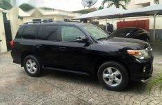 Toyota Land Cruiser 2013 Black for sale