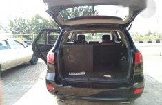 Very Clean Hyundai Santa Fe 2007 Black